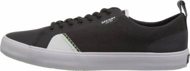 Sperry Flex Deck LTT Canvas - Black (STS17662)