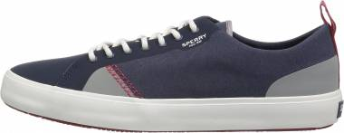 Sperry Flex Deck LTT Canvas Navy Men
