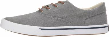 Sperry Striper II Salt Washed CVO - Black (STS17393)