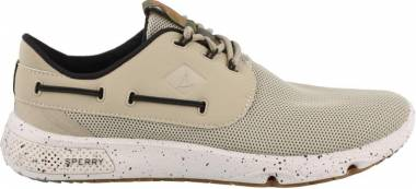 Sperry 7 SEAS Camo Boat Shoe - Taupe