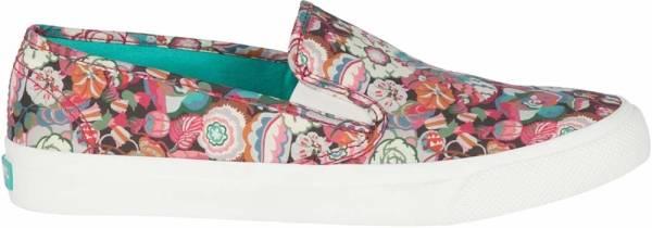 Sperry Seaside Liberty Fabric Sneaker - Pink