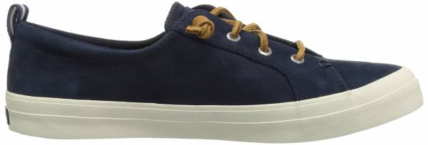 Sperry Crest Vibe Washable Leather - Navy