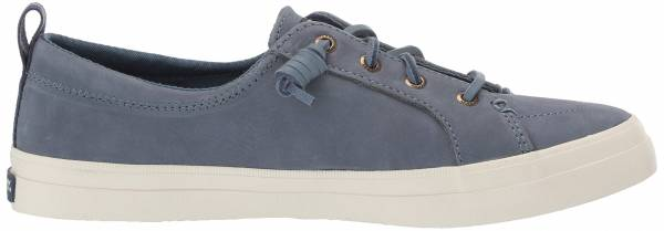 Sperry Crest Vibe Washable Leather - Slate Blue