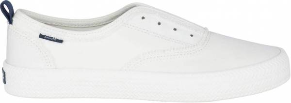 Sperry Crest Knot - White