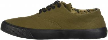 Sperry Captain's CVO Surplus  Olive Men