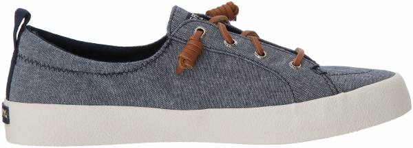 Sperry Crest Vibe Crepe Chambray  - Blauw
