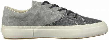 Sperry Haven Chambray Black/ Grey Men