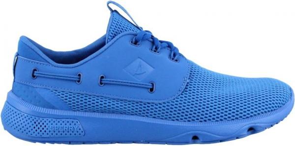 Sperry 7 SEAS 3-Eye Flooded Blue