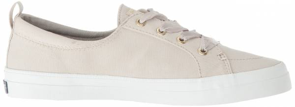 Sperry Crest Vibe Satin Lace  - Ivory