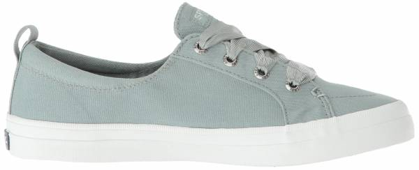 Sperry Crest Vibe Satin Lace  - Mint