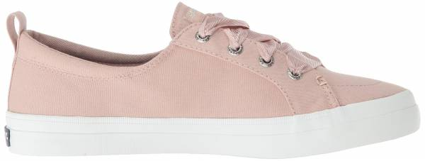 Sperry Crest Vibe Satin Lace  Rose Dust