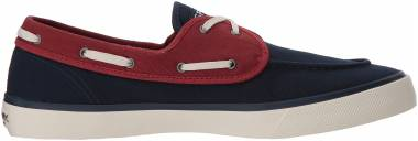 Sperry Captain's 2-Eye - Navy/Red (STS17275)