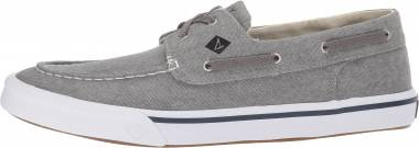 Sperry Bahama II Boat Washed - Grey (STS17396)