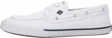 Sperry Bahama II Boat Washed - White