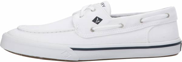 Sperry Bahama II Boat Washed White
