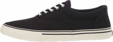 Sperry Striper Storm CVO Canvas Duck - Black Canvas (STS21502)