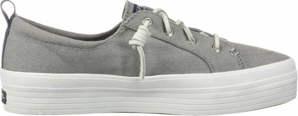 Sperry Crest Triple Grey