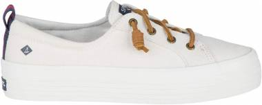 Sperry Crest Triple - White