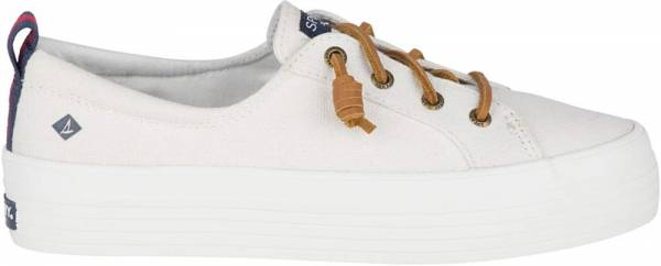Sperry Crest Triple - White (STS84190)