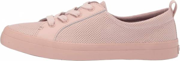 Sperry Crest Vibe Mini Perforated - Pink (STS83544)