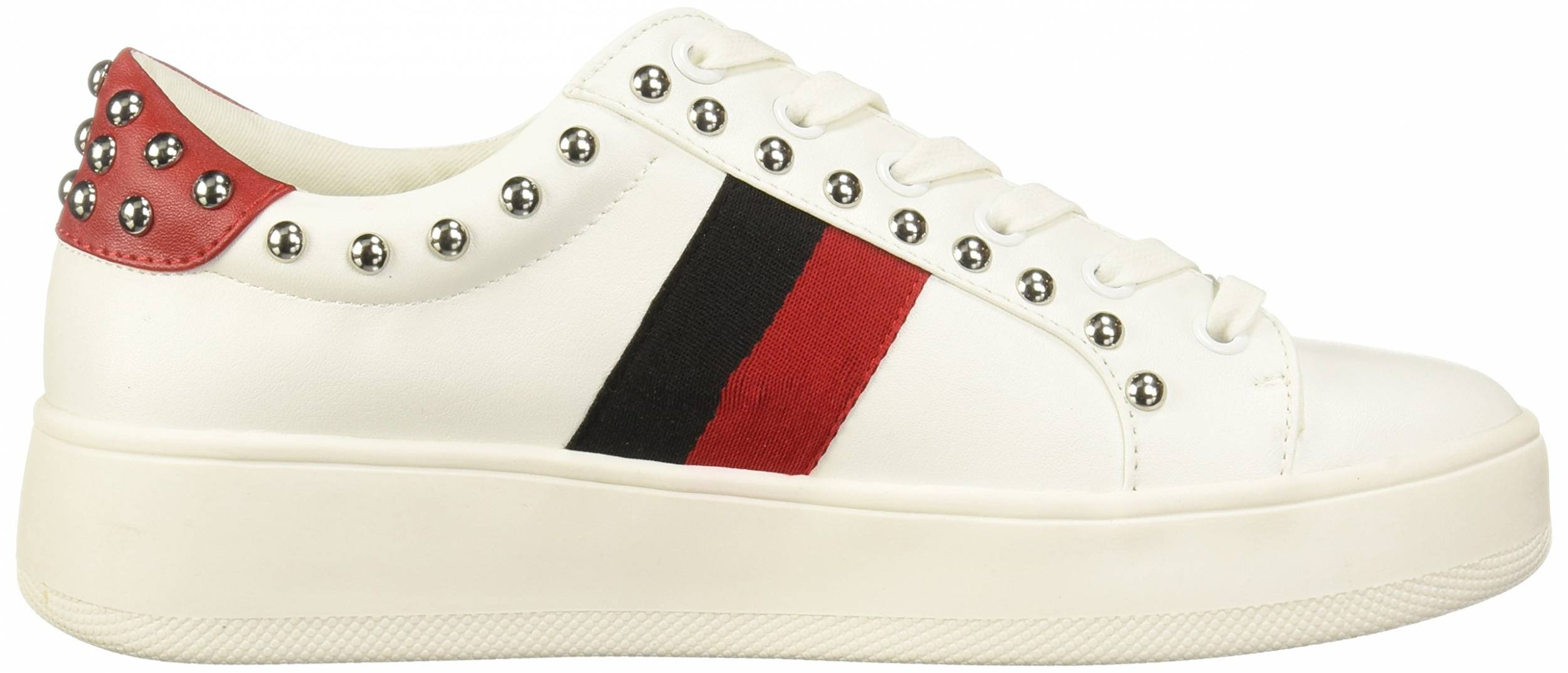 Corea canta Inútil  Steve Madden Belle sneakers in white (only $60)   RunRepeat