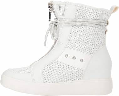 Steve Madden Anton - White Leather (ANTO04S1110)