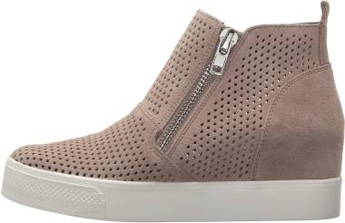 Steve Madden Wedgie-P - Taupe Suede (WEDG03S1272)
