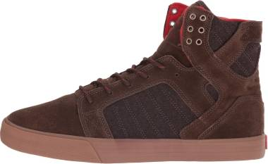 Supra Skytop - Brown Gum