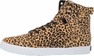 Supra Skytop - Animal White