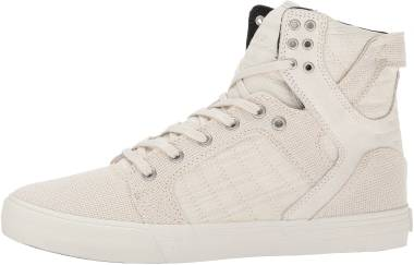 Supra Skytop - Off White Canvas (08333125)