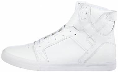 Supra Skytop - White (S18087)