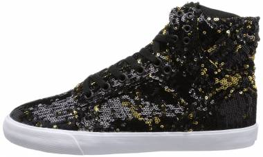 Supra Skytop - Black / Gold-White (SW18013)