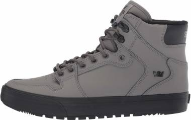 Supra Vaider Cold Weather - Gris Charcoal Black M 31