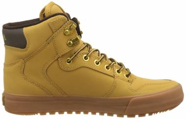 Supra Vaider Cold Weather - Amber Gold-light Gum