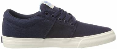 Supra Stacks Vulc II - Navy Aquifer White