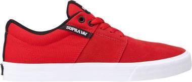 Supra Stacks Vulc II - Red (08029622)
