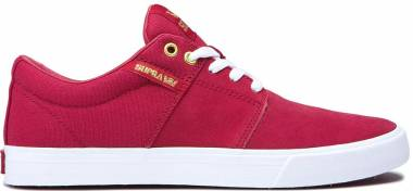 Supra Stacks Vulc II - Rose White (08029633)