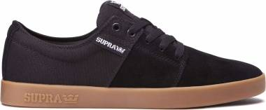 Supra Stacks II - Black/Gum