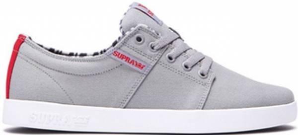 Supra Stacks II Grey / White