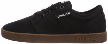 Supra Stacks II - Black/GUM (S45073)