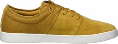Supra Stacks II - Gold Amber Gold White