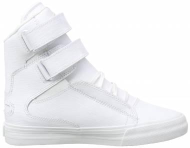 Supra Society II - White - White-m (S34185)