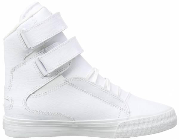 Supra Society II - White White White Red Wwr (S34185)