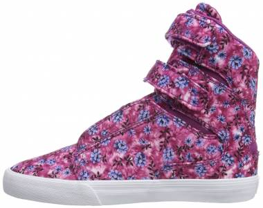 Supra Society II - Pink Orchid Flower White Orc