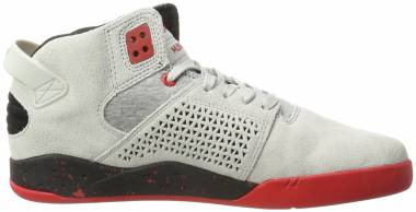 Supra Skytop III - GREY RED (08000044)