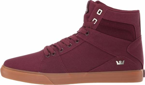Supra Aluminum - Red Wine Gum M 632