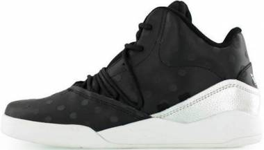 Supra Estaban - Black/Black/White