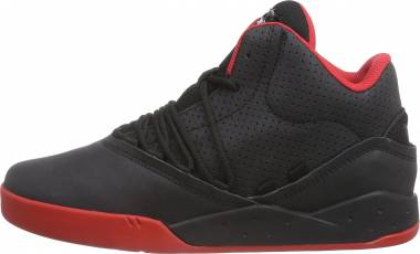 Supra Estaban - Black & Red (S04110)