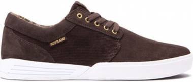 Supra Hammer - Marron Demitasse White