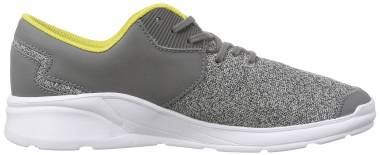 Supra Noiz - Grey Heather / Charcoal-White